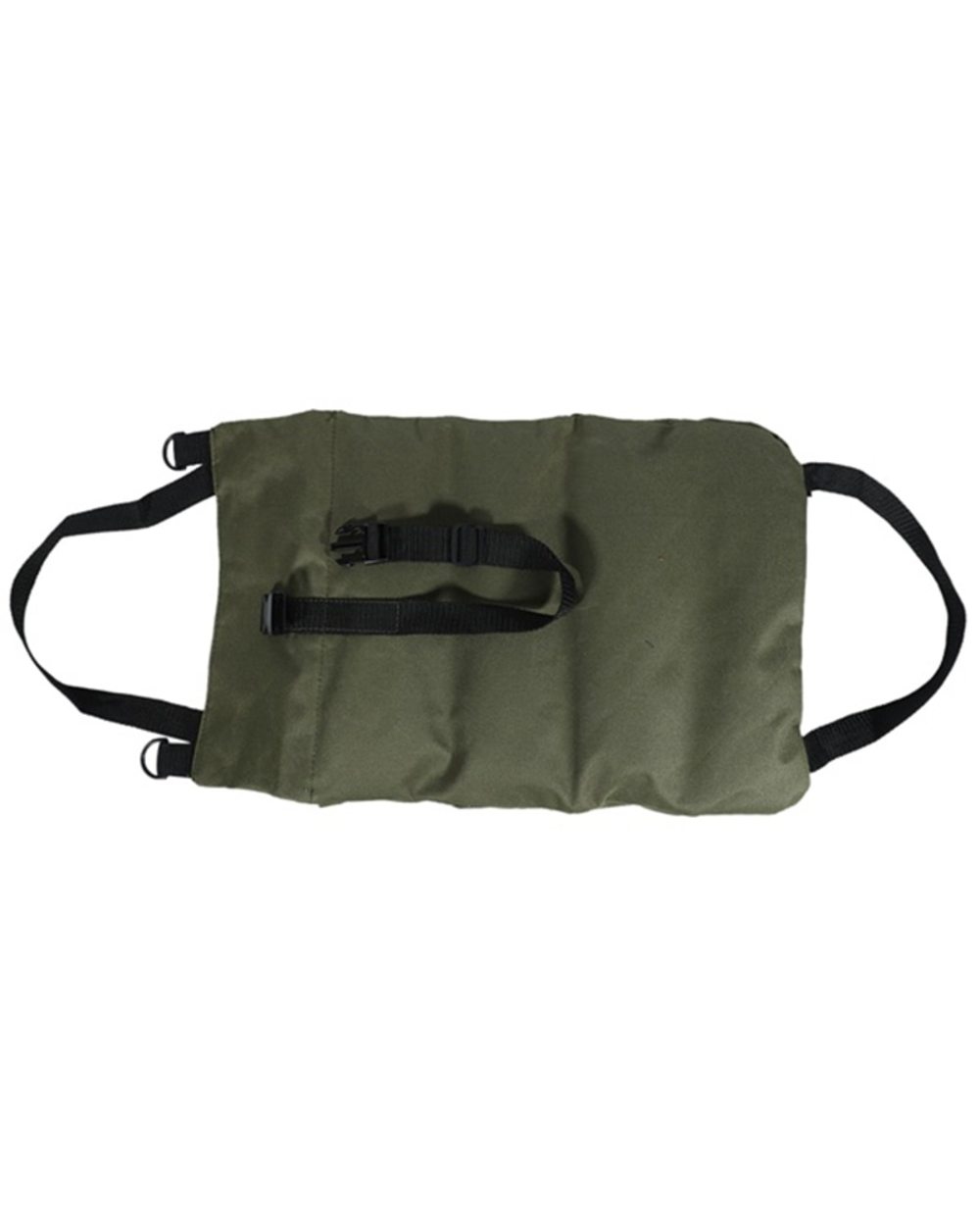 Multi-Purpose Zipper Carrier Roll Up Tote: Best Tool Pouch for Electricians  front-2