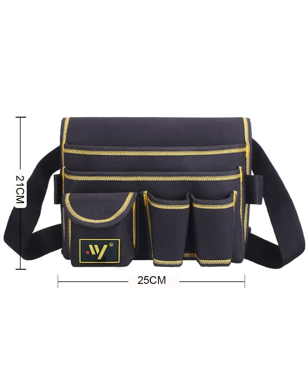 Multi-function Waist Pack Repair Bag: Best Tool Bag for Electricians  front-4
